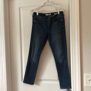Banana republic jeans.